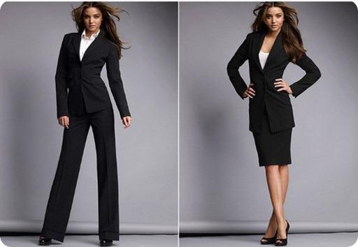 діловий стиль одягу для жінок фото