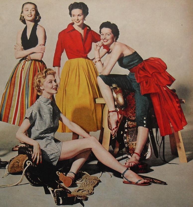 retro foto women